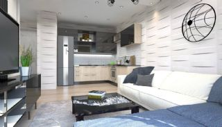 Well-Located Alanya Apartments in Oba with Luxury Design, Interior Photos-2
