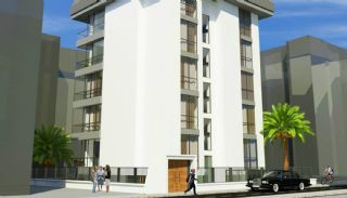 New Apartments in Alanya Center 150 mt to the Beach, Alanya / Center - video