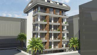 New Apartments in Alanya Center 150 mt to the Beach, Alanya / Center