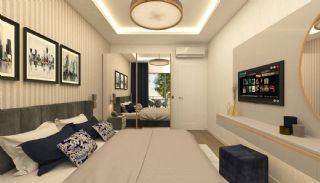 New Apartments in Alanya Center 150 mt to the Beach, Interior Photos-4