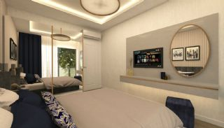 New Apartments in Alanya Center 150 mt to the Beach, Interior Photos-5