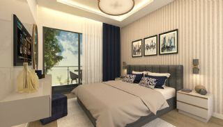 New Apartments in Alanya Center 150 mt to the Beach, Interior Photos-6