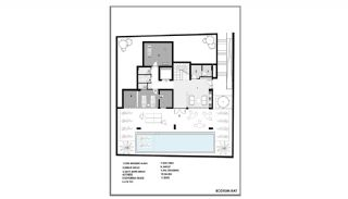 New Apartments in Alanya Center 150 mt to the Beach, Property Plans-1