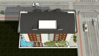 New Alanya Apartments 300 mt to the Beach in Mahmutlar, Alanya / Mahmutlar - video
