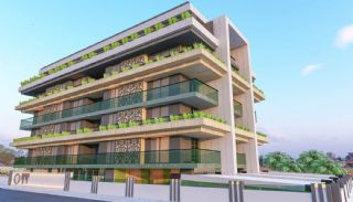 Sea View Elegant Properties with Rich Facilities in Alanya, Alanya / Center - video