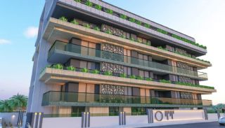 Sea View Elegant Properties with Rich Facilities in Alanya, Alanya / Center