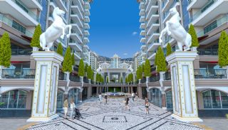 Smart Alanya Immobilien e 600 m vom Strand in Mahmutlar, Alanya / Mahmutlar - video