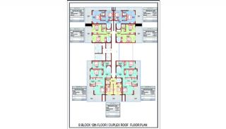 Smart Alanya Real Estate 600 mt to the Beach in Mahmutlar, Property Plans-6