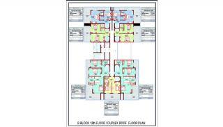 Smart Alanya Immobilien e 600 m vom Strand in Mahmutlar, Immobilienplaene-6