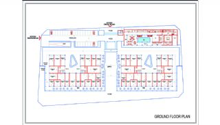 Smart Alanya Real Estate 600 mt to the Beach in Mahmutlar, Property Plans-14