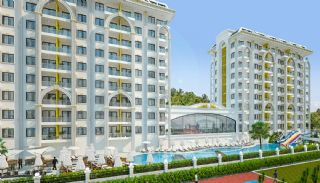 New Apartments in Avsallar Alanya with Nature and Sea View, Alanya / Avsallar