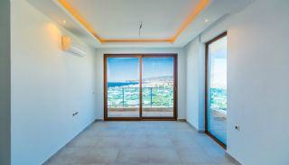 Sea and Nature View Luxury Apartments in Alanya, Interior Photos-5
