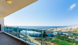 Sea and Nature View Luxury Apartments in Alanya, Interior Photos-18