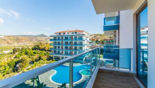 Sea and Nature View Luxury Apartments in Alanya, Interior Photos-22