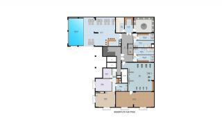 High Quality Apartments 100 mt to the Beach in Mahmutlar, Property Plans-1