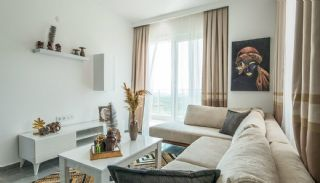 Luxury Apartments with Nature View in Oba Alanya, Interior Photos-4