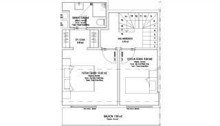 Luxe Appartementen met Natuurzicht in Oba Alanya, Vloer Plannen-5