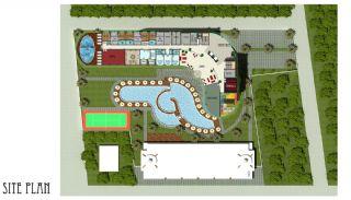 Immobiliers Concept Hôtel Vue Mer à Alanya Mahmutlar, Projet Immobiliers-2