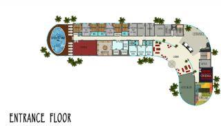 Immobiliers Concept Hôtel Vue Mer à Alanya Mahmutlar, Projet Immobiliers-3