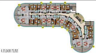 Immobiliers Concept Hôtel Vue Mer à Alanya Mahmutlar, Projet Immobiliers-8