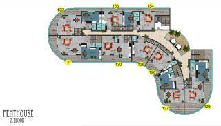 Immobiliers Concept Hôtel Vue Mer à Alanya Mahmutlar, Projet Immobiliers-16