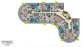 Immobiliers Concept Hôtel Vue Mer à Alanya Mahmutlar, Projet Immobiliers-17