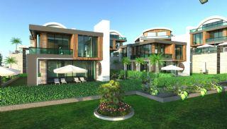 Sea View Villas 600 m to the Beach in Alanya Kargicak, Alanya / Kargicak - video