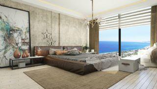 Sea View Villas 600 m to the Beach in Alanya Kargicak, Interior Photos-7