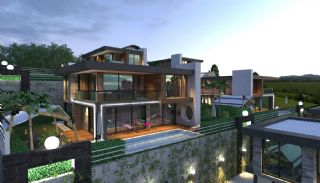 Splendid Detached Villas with Sea View in Kargicak Alanya, Alanya / Kargicak - video