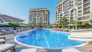 5-Stars Hotel Concept Apartments in Alanya Avsallar, Alanya / Avsallar - video