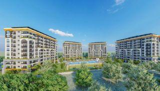 5-Stars Hotel Concept Apartments in Alanya Avsallar, Alanya / Avsallar
