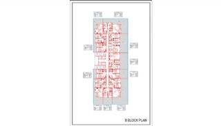 Centrally Located New-Built Apartments in Alanya Mahmutlar, Property Plans-5