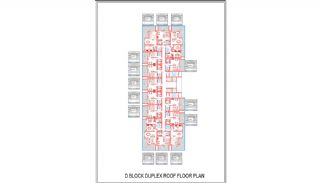 Centrally Located New-Built Apartments in Alanya Mahmutlar, Property Plans-9
