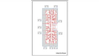 Centrally Located New-Built Apartments in Alanya Mahmutlar, Property Plans-11