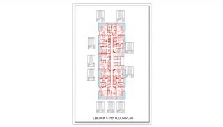 Centrally Located New-Built Apartments in Alanya Mahmutlar, Property Plans-12