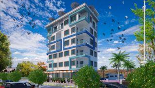 Appartements Alanya à Mahmutlar à 400 m de la Plage, Alanya / Mahmutlar - video