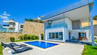 Furnished Luxury Villa with Nature and Sea View in Alanya, Alanya / Kargicak