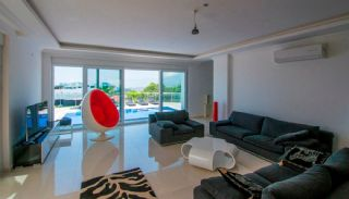 Furnished Luxury Villa with Nature and Sea View in Alanya, Interior Photos-1