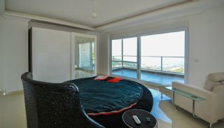 Furnished Luxury Villa with Nature and Sea View in Alanya, Interior Photos-5