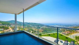 Furnished Luxury Villa with Nature and Sea View in Alanya, Interior Photos-8