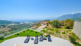 Furnished Luxury Villa with Nature and Sea View in Alanya, Interior Photos-9