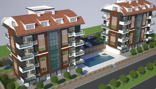 New-Build Comfortable Apartments in Alanya, Oba, Alanya / Oba