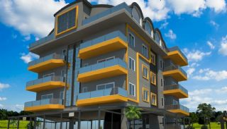 Charming Apartments with a Modern Design in Alanya, Alanya / Oba - video
