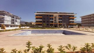 New Alanya Apartments Walking Distance to Private School, Alanya / Oba - video