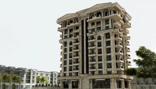 Luxueux Appartements au Centre de Mahmutlar Alanya, Alanya / Mahmutlar