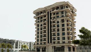 Luxus Wohnungen im Zentrum von Mahmutlar Alanya, Alanya / Mahmutlar