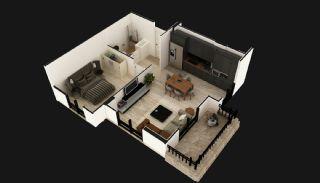 Luxus Wohnungen im Zentrum von Mahmutlar Alanya, Immobilienplaene-2