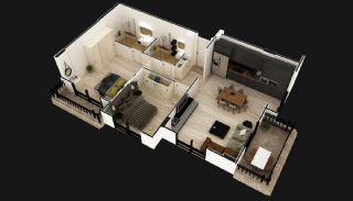 Luxus Wohnungen im Zentrum von Mahmutlar Alanya, Immobilienplaene-4