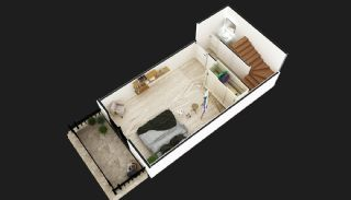 Luxus Wohnungen im Zentrum von Mahmutlar Alanya, Immobilienplaene-6