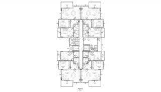 Luxus Wohnungen im Zentrum von Mahmutlar Alanya, Immobilienplaene-8